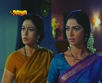 Rajni and her mother