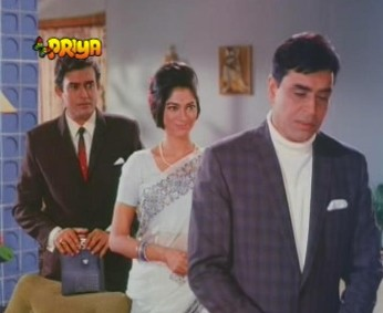 Ashok, Rajni and Ravi