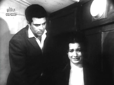 Dharmendra and Tanuja in Baharein Phir Bhi Aayengi