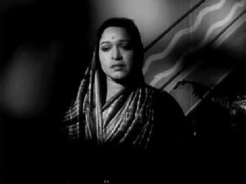 Vidya's mother