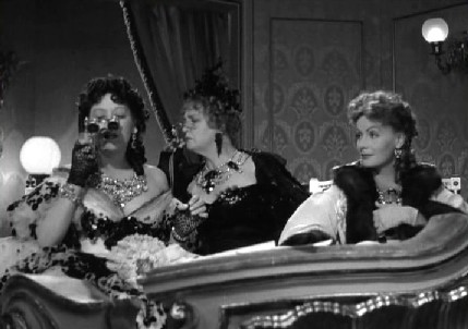 Olympe, Prudence and Marguerite