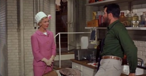 Carol introduces herself to `Dr Tyler'