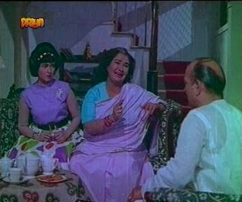 Rita and her mother meet up with Karamchand