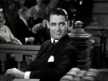 Cary Grant in I'm No Angel