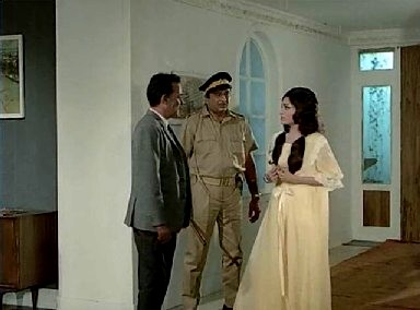 Inspector Karve and Khan meet Renu