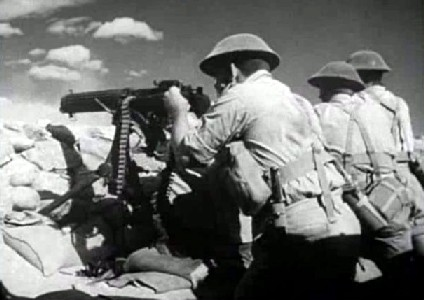 The defence of Tobruk