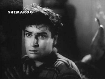 Shammi Kapoor in Ujala