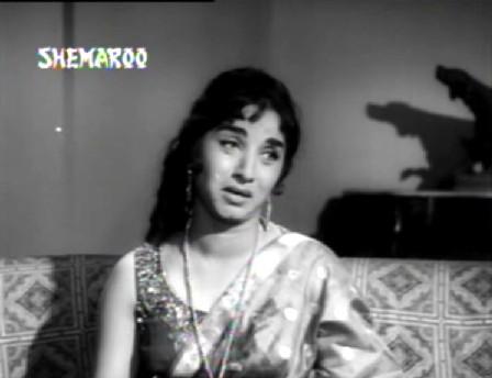 Rekha, Anand's unwilling fiancee