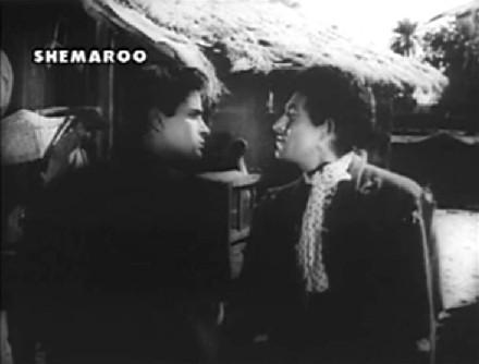 Kalu and Ramu