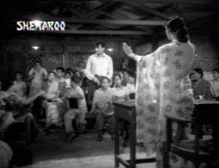 Anand badgers Renu in `class'