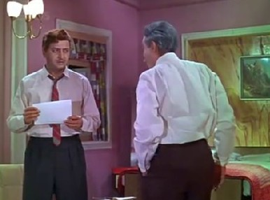 Kapoor and Ramesh make plans