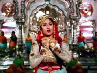 Jab pyaar kiya toh darna kya from Mughal-e-Azam