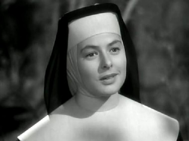 Ingrid Bergman in The Bells of St Mary's