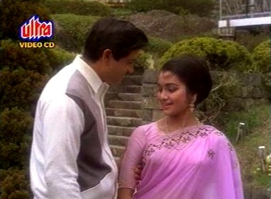 Ashok and Asha confess their love for each other