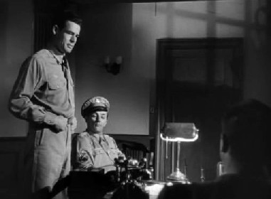 Robert Ryan, Robert Mitchum and Robert Young in Crossfire