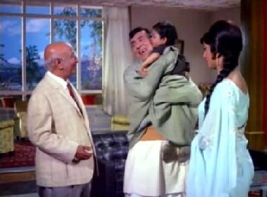 Kailashnath's love for Somna's baby