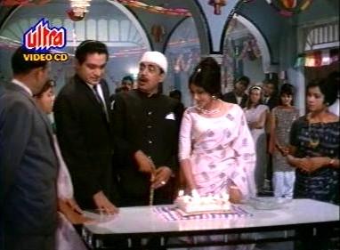 Ashok's impending engagement to Sarita