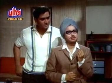 Ashok and the sardar become pals