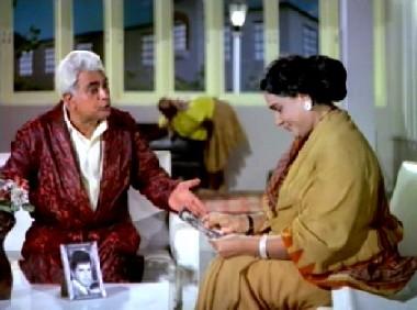 Amar's parents discuss the upcoming wedding