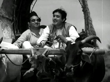 Sanjeev Kumar and Mukri in Anokhi Raat