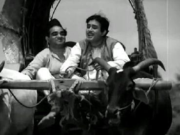 Sanjeev Kumar and Mukri in Anokhi Raat