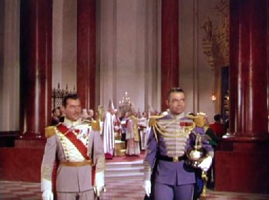 Michael and Rupert of Hentzau wait for the coronation that won't happen