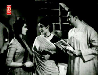 Gauri, Shanti and Ratan rejoicing