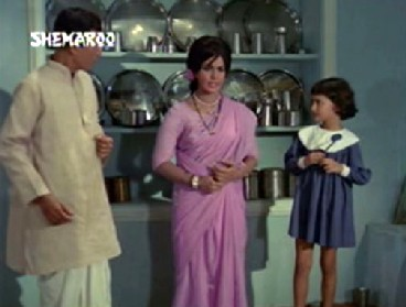 Kamla makes life miserable for Sudha and Munna