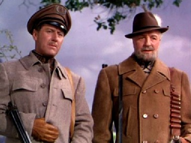 Colonel Sapt and Fritz von Tarlenheim chance upon Rassendyll