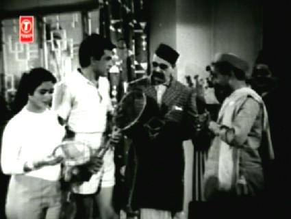 Seth Daulatram comes to meet Ramesh