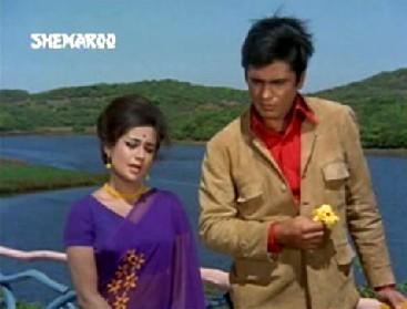 Sudha tells Rajesh she's his fiancee