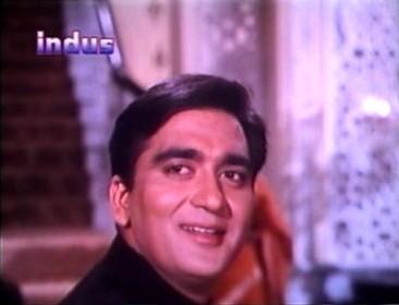 Sunil Dutt in Mera Saaya