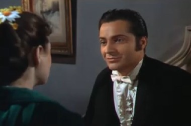 A younger Rossano Brazzi in Little Women