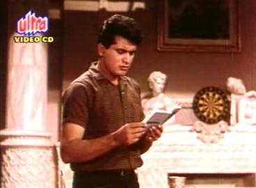 Manoj Kumar in Gumnaam
