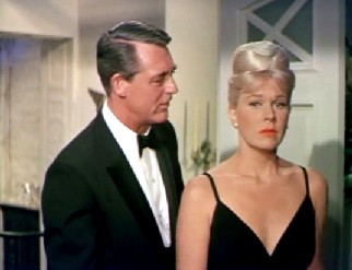 Cary Grant and Doris Day in That Touch of Mink