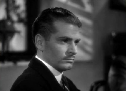 Laurence Olivier in Rebecca