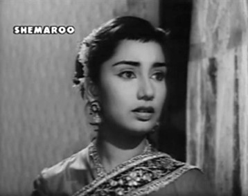 Sadhana in Love in Simla
