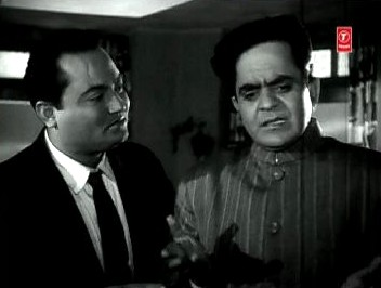 The lawyer persuades Shivnath to stay on in Darjeeling