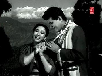 Shobhna and Shankar in love