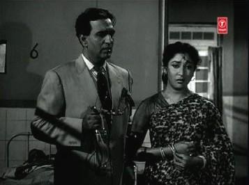 Shobhna - calling herself Kamla - asks the doctor for a job as nurse
