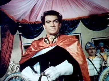 Premnath in Aan
