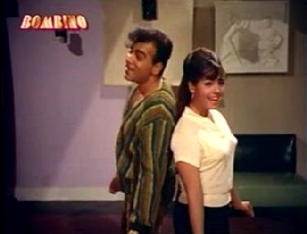 Mumtaz and Mehmood in Pyaar Kiye Jaa