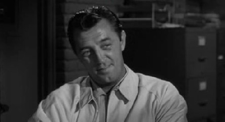 Robert Mitchum in Cape Fear