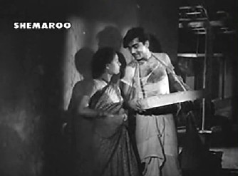 Mehmood in Do Bigha Zameen