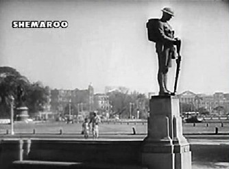Colonial Calcutta in Do Bigha Zameen