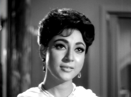 Mala Sinha in Dillagi