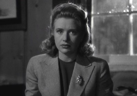 Priscilla Lane in Saboteur