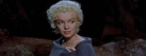 Marilyn Monroe in River of no Return