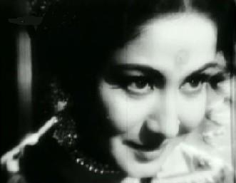 Meena Kumari in Sahib, Bibi aur Ghulam