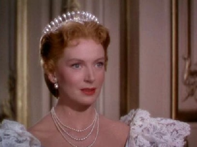 Deborah Kerr in The Prisoner of Zenda